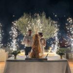 Jet de scène pyrotechnique pour les mariage en PACA