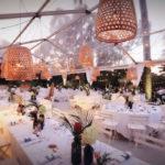 décoration et mobilier de mariage
