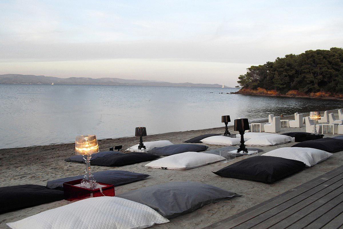 mobilier-plage-décoration-evenementielle
